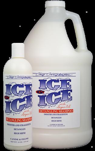 shampoing huile argan chris christensen ice on ice