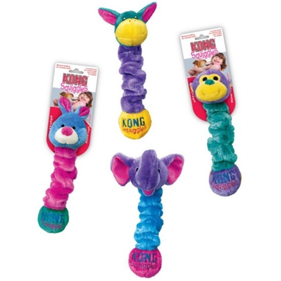 jouet peluche Kong Squiggles