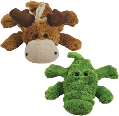 Peluche jouet pour chien Kong Cozies Marvin Moose