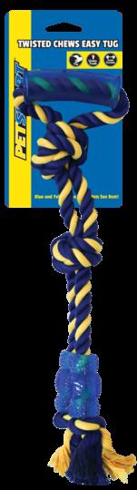 jouet corde Petsport Twisted Monster