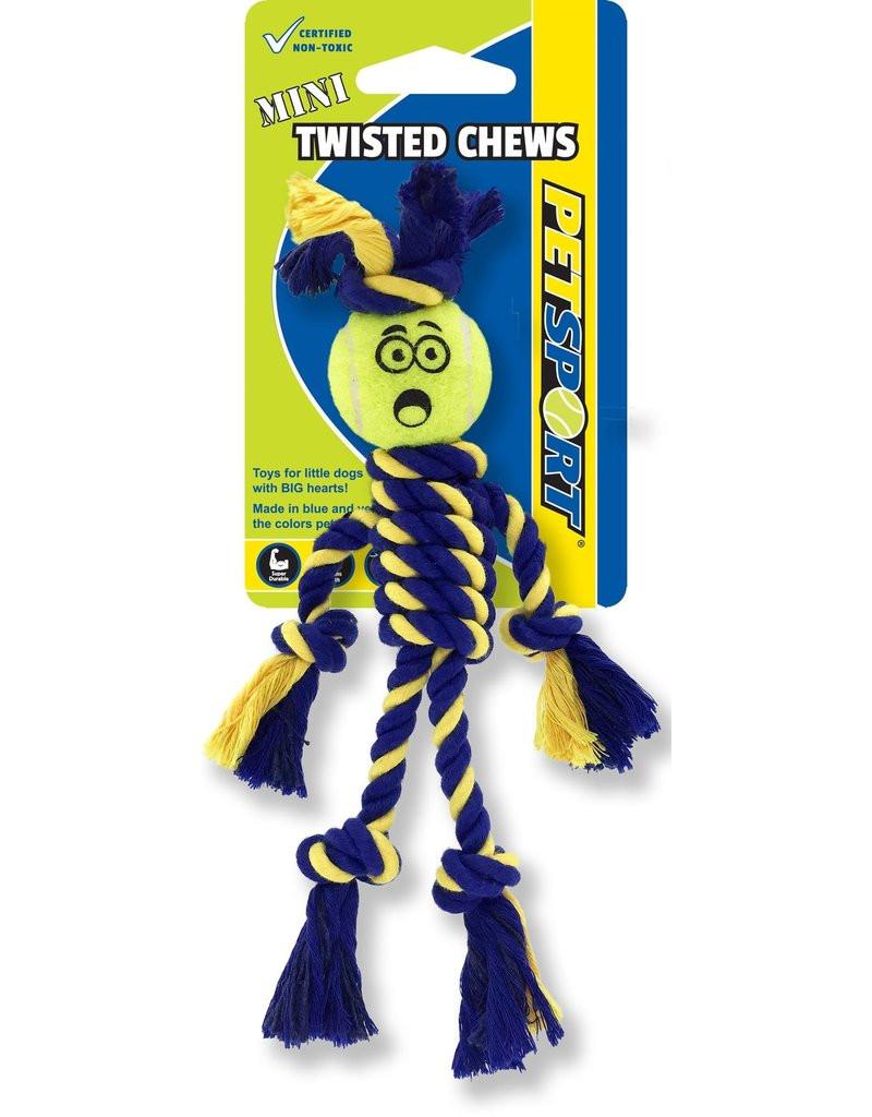 jouet corde Petsport Giant Rasta Man