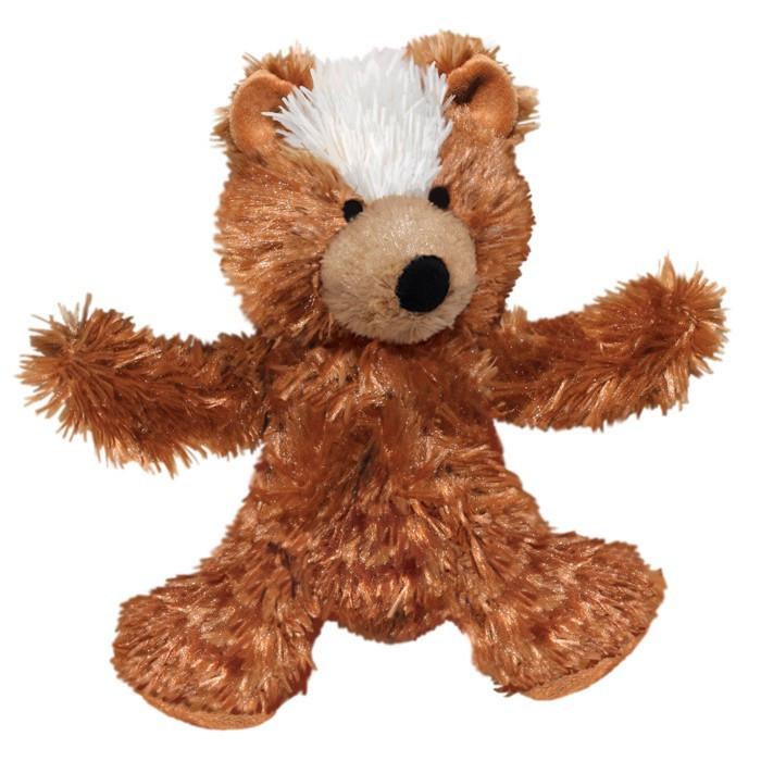 peluche ourson Kong Plush Teddy Bear