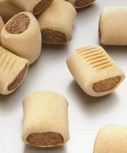 biscuit friandise pour chien meaty rolls