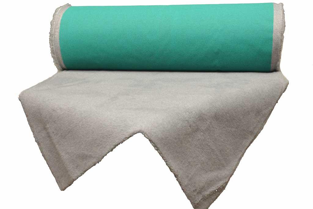 tapis drainant Confortbed Vetbed Eleveur 32 mm gris à la coupe