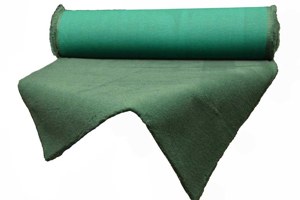 Tapis Confortbed Vetbed Eleveur 32 mm à la coupe vert foncé