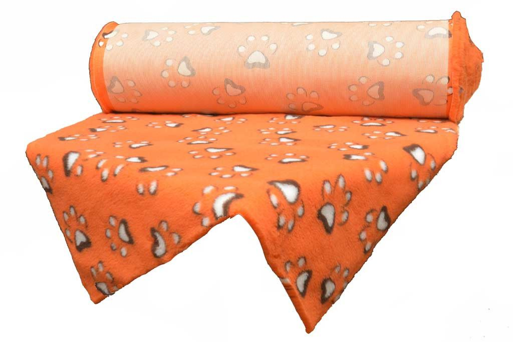 tapis Confortbed Dry Bed Extra Modern Pattes 26 mm orange à la coupe