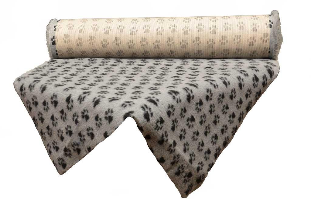 tapis Confortbed Vetbed Standard 20 mm à la coupe gris patte noire
