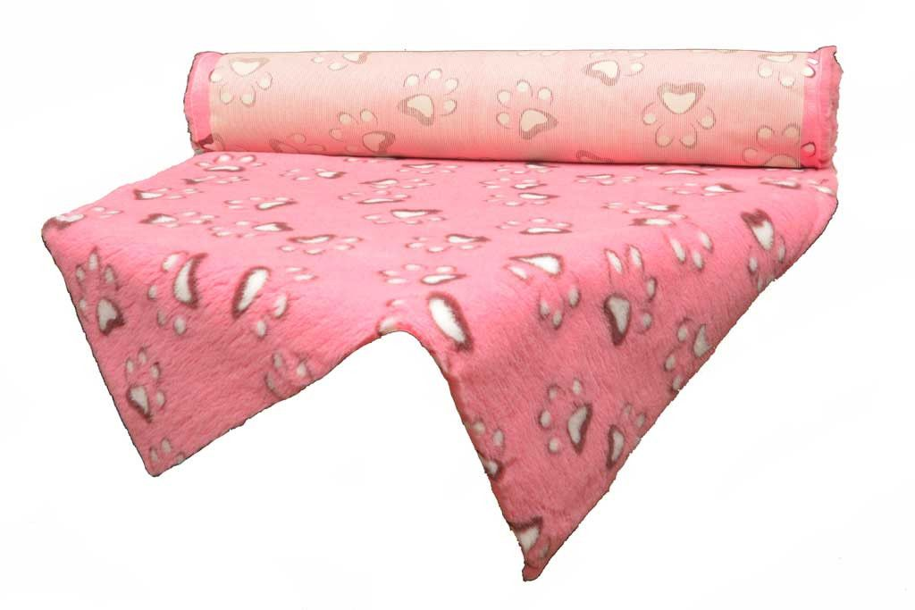 tapis Confortbed Dry Best Bed Extra 26 mm modern pattes rose à la coupe