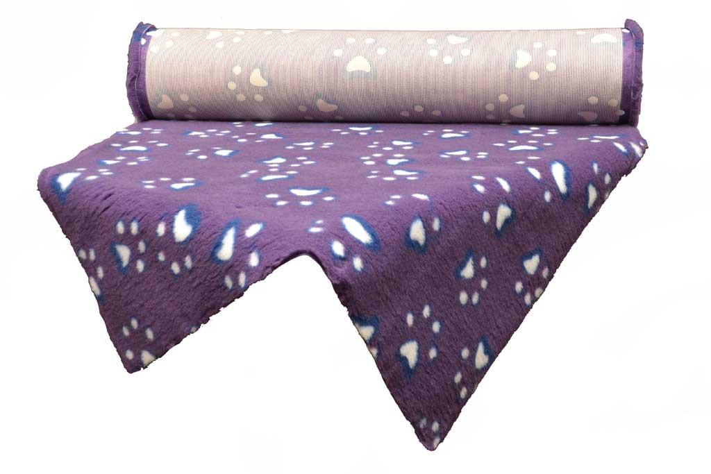 tapis Confortbed Vetbed Dry Extra Modern Pattes 26 mm mauve à la coupe