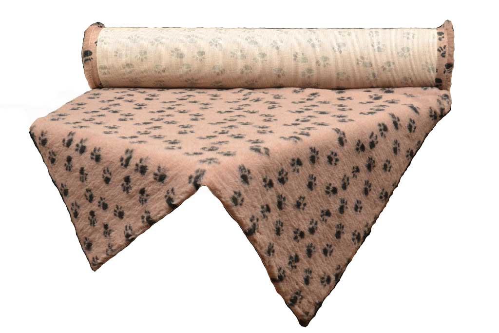 tapis Confortbed Vetbed Standard 20 mm à la coupe vison patte noire