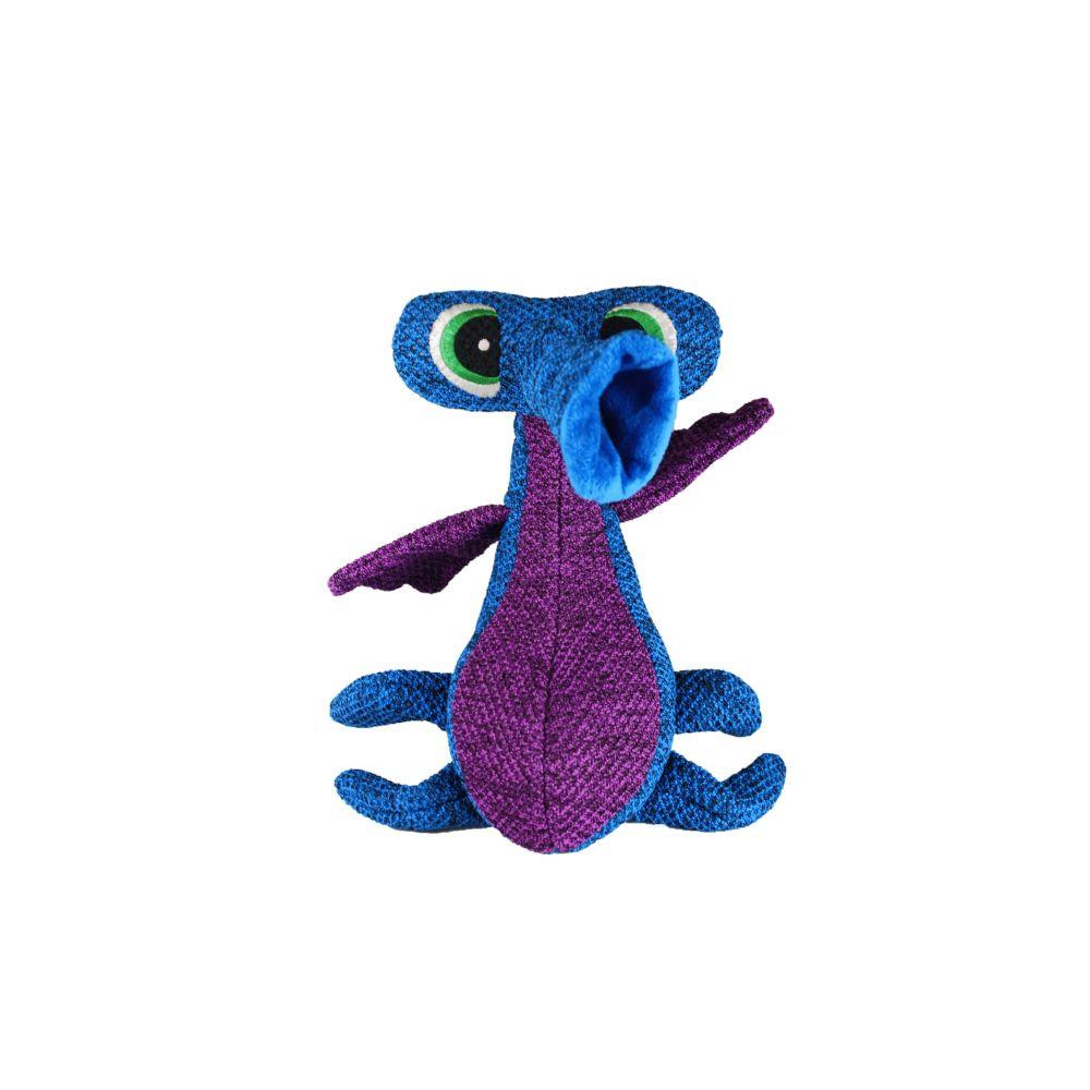 jouet kong Woozles Blue pour chien
