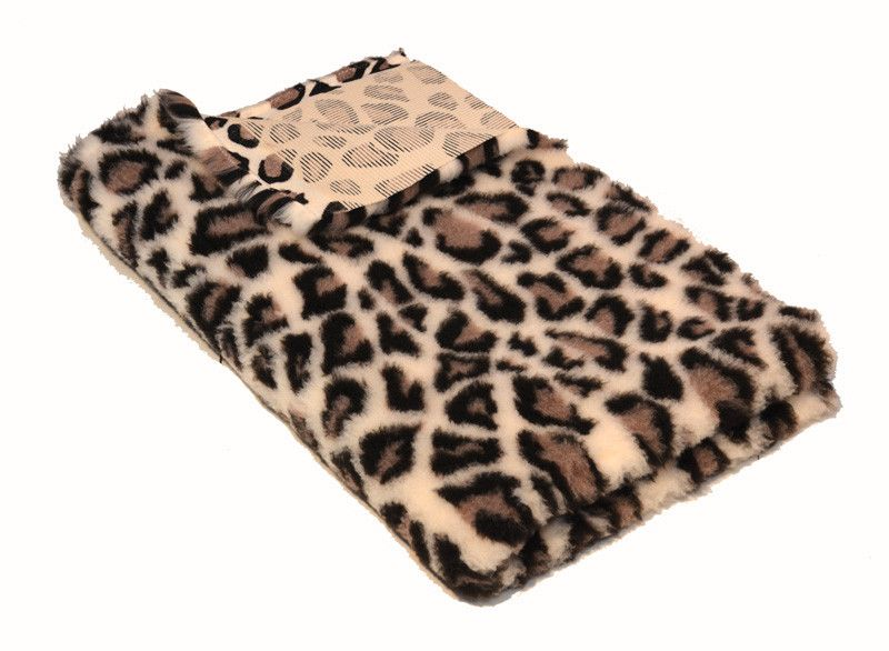 tapis Confortbed Dry Best Bed Extra leopard