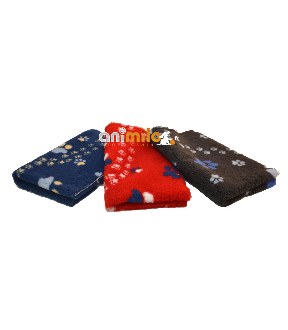 Tapis Confortbed 26 mm traces pattes