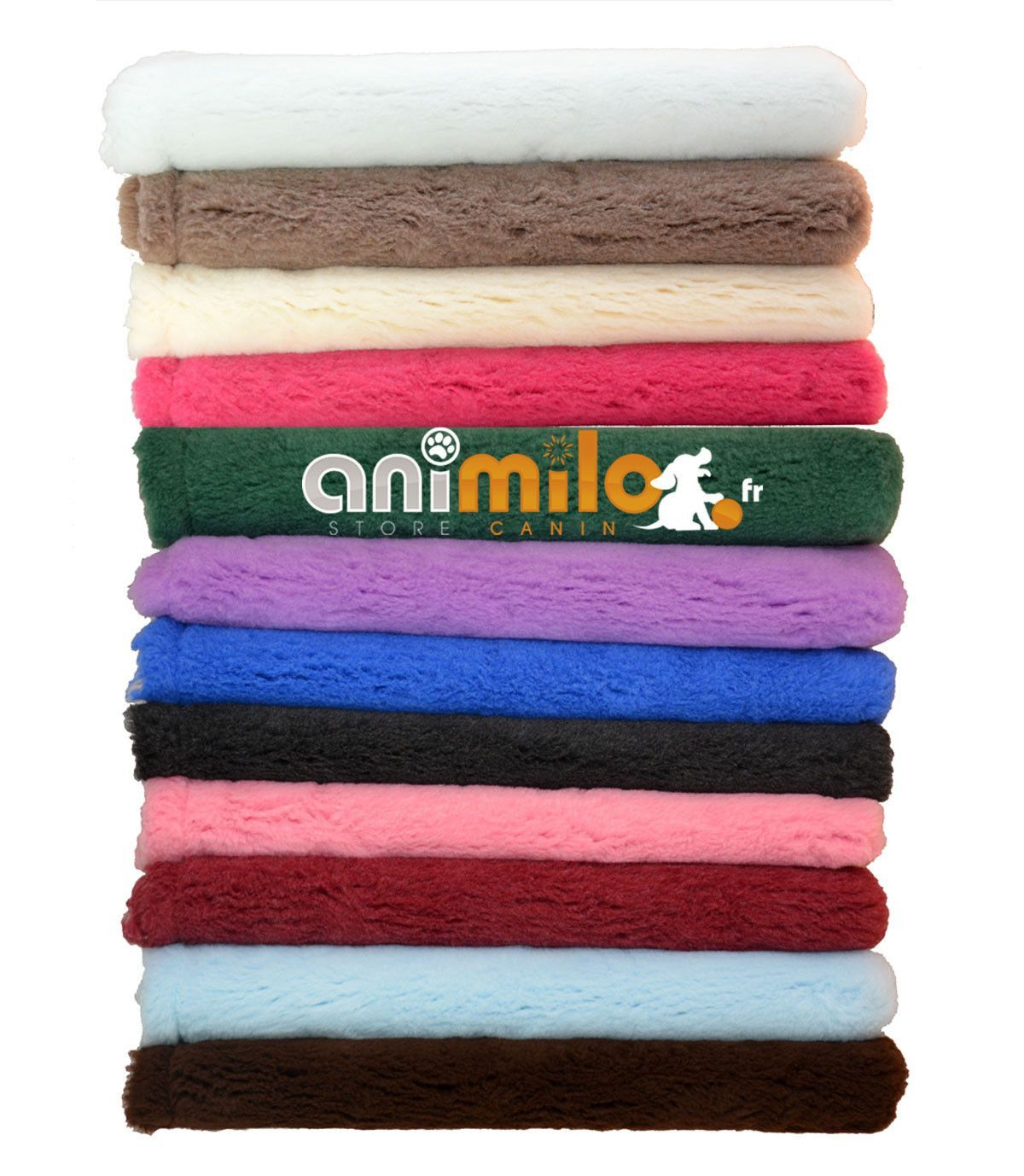 PROMO 3x tapis drainant Confortbed Eleveur couleur unie 32 mm