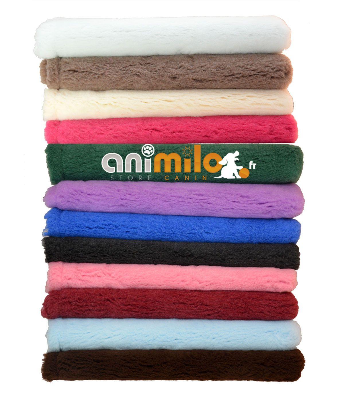PROMO 4x tapis drainant Confortbed Eleveur couleur unie 26 mm