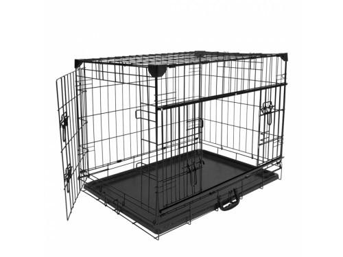 cage métal pliable Topmast Excellence pour animaux