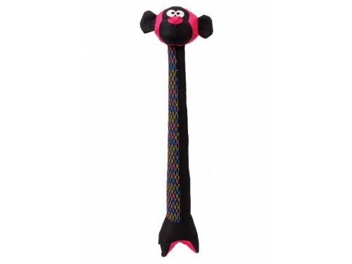 peluche longue girafe pour chien