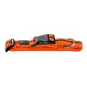 Collier nylon Hunter Grip Vario Plus orange