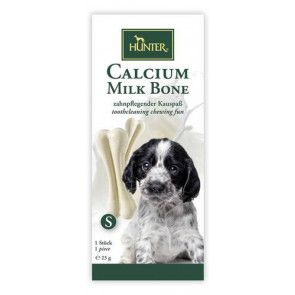 Os à mâcher Hunter Hundesnack Mini Calcium Milk Bone