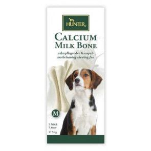 os pour chien hunter calcium milk bone
