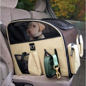 sac transport petit chien voiture