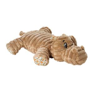 jouet peluche velours hippopotame Hunter 60668