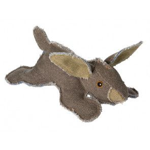 jouet pour chien, peluche lapin Hunter Collection Canvas