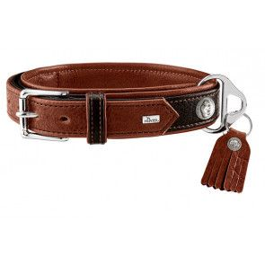 collier cuir de luxe hunter cody sp