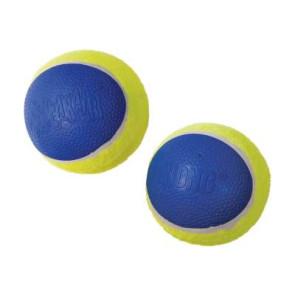 jouet balle robuste pour chien kong ultra squeakair