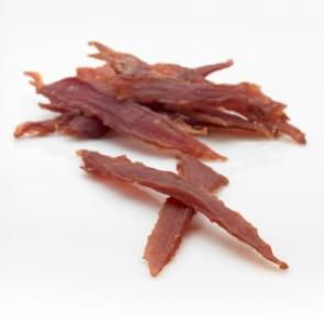 friandise filet viande canard séché pour chien