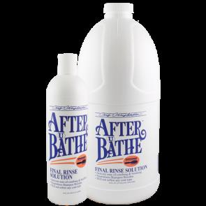 après shampoing chris christensen