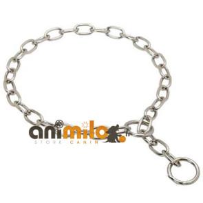 chainette-maille-2cm-animilo, pour chien