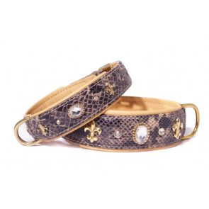 collier cuir de luxe artisanal et bijoux animilo