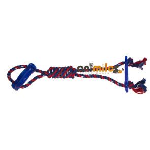 Jouet corde et poignée, pour chien Animilo 1