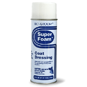 Bio Groom Super Foam Coat Dressing