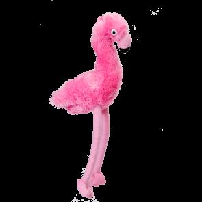 Jouet pour chien, flamant rose Animilo