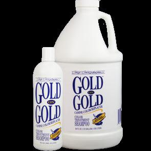 shampoing poils doré chris christensen pour chien