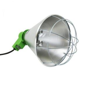 armature de lampe chauffante