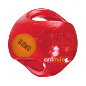 balle poignée Kong Jumbler Ball