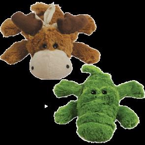 Peluche jouet pour grand chien Kong Cozies Marvin Moose