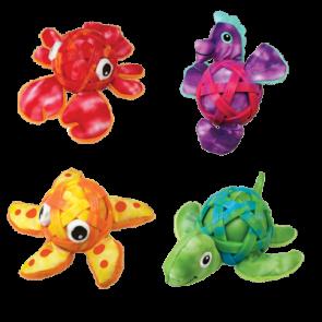 jouet kong sea shells pour chien