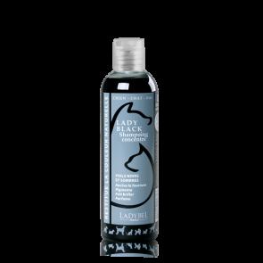 shampoing poils noirs lady black ladybel