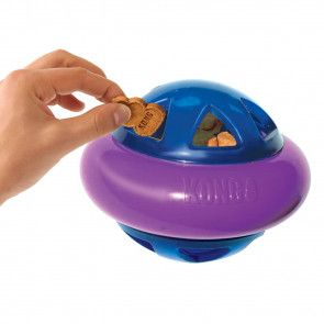 jouet pour chien Kong Hopz Ball