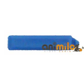 barrette rectangulaire bleu clair