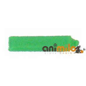 barrette rectangulaire vert kawasaki