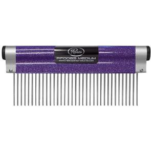 peigne professionnel garanti vie resco wrap comb mauve coarse