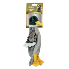 peluche canard Pawise pour chien