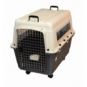 Cage transport plastique Travelaire Premium XL