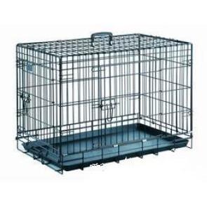 cage pliable métal pour chien