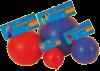 jouet interactif balle boomer ball